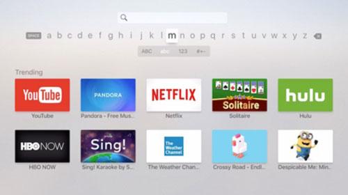 IPTV على Apple TV